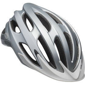 Bell Drifter MIPS Fietshelm, matte/gloss silver/light+dark gray